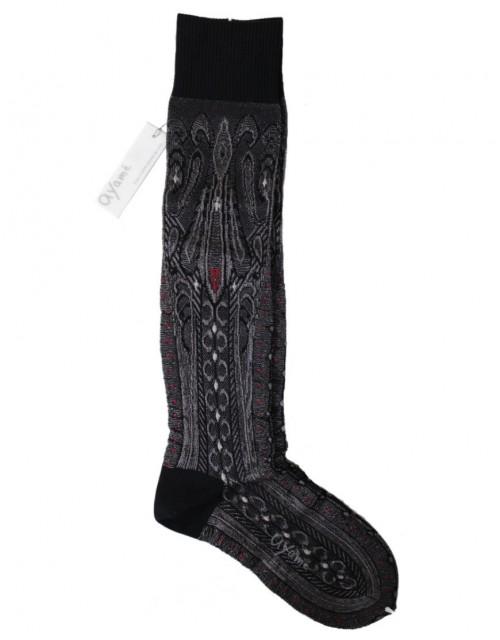 Ayame Socks Black Cobra