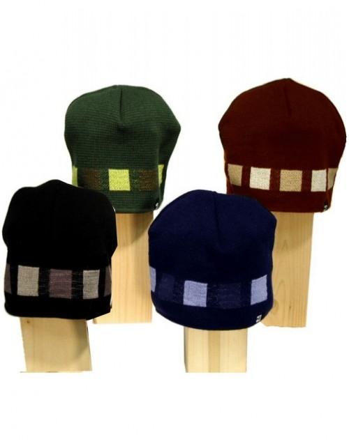 Block Headwear Quad Knit