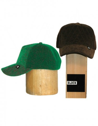 Block Headwear Smoky Cap