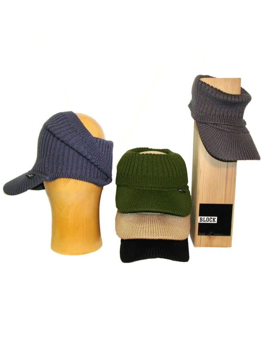 Block Headwear Vassar Visor