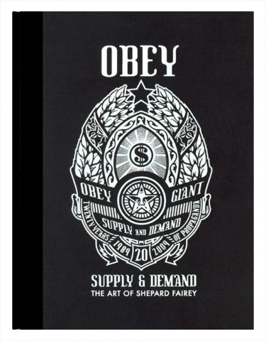 Gingko Press Obey Supply & Demand