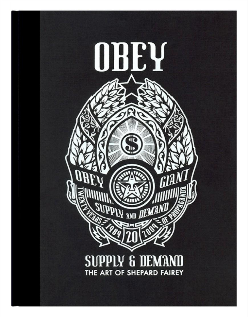 Gingko Press Obey Supply & Demand