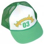 Supremebeing Mesh Cap Green
