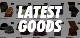 latest goods
